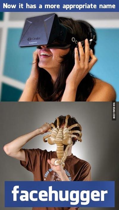 R.I.P. oculus rift