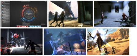 screens: the secret world