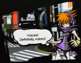 vorschau: the world ends with you