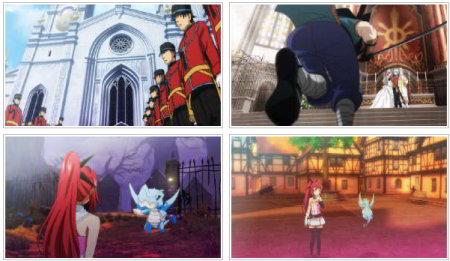 screenshots: tokitowa