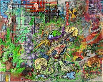 tokkas verruecktes artwork