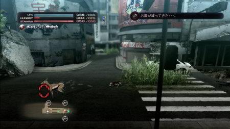screenshots: tokyo jungle