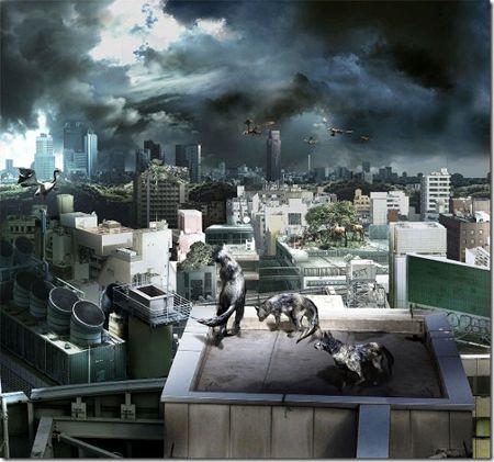 screenshots (II): tokyo jungle