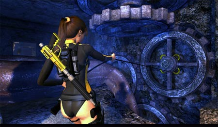 screenshots: tomb raider underworld