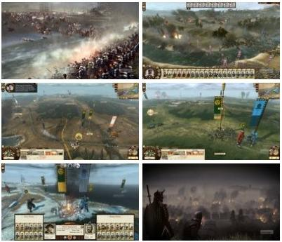 screens: total war: shogun 2