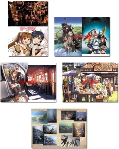 artwork: trails artbooks