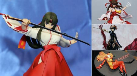 kotobukiya: treasure festa 2012