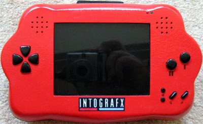 modding: turbografx portable