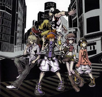 the world ends with you: die posse