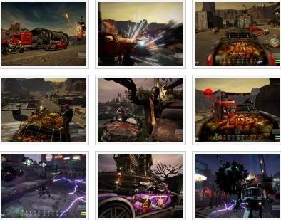 screens: twisted metal