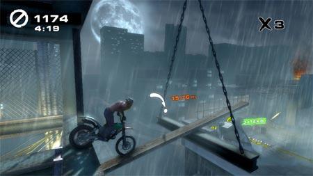 screens: urban trials