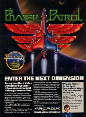vintage game ads