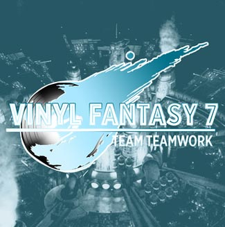 vinyl fantasy 7 by team teamwork