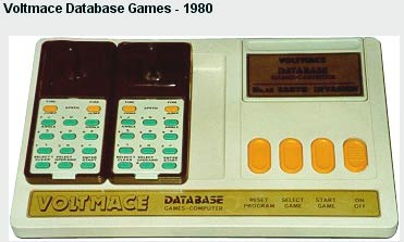 voltmace console 1980