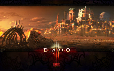 diablo III wallpaper