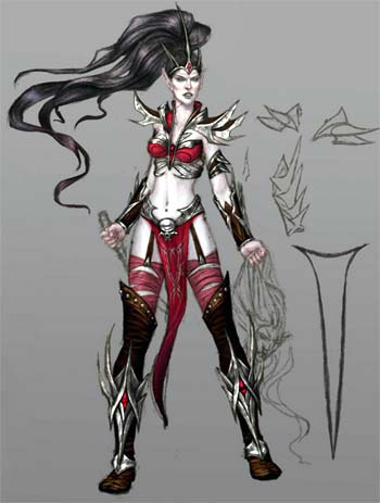 warhammer: concept artwork III