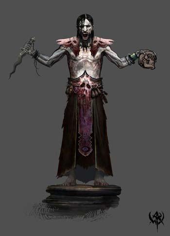 concept artwork: warhammer online