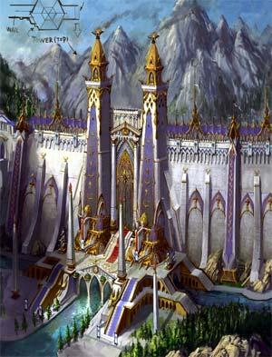 warhammer online: concept artwork