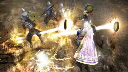 screenshots: warriors orochi 3