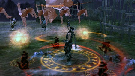 screens: warriors orochi 3 special
