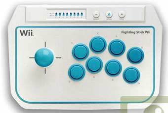 wii: arcade-fighting-pad