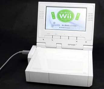 wii: screen