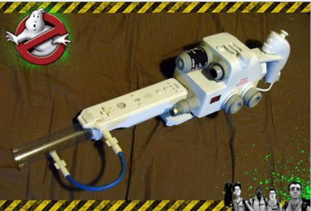 modding: wiimote proton pack