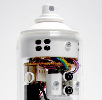 wiispray-prototyp