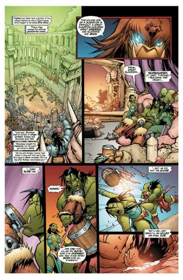 wow-comic: ausgabe #0 kostenlos