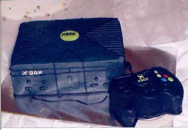 xbox: kuchen
