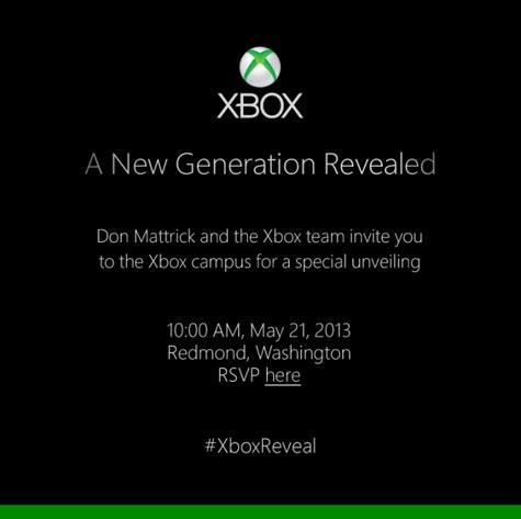 xbox: neue konsole am 21. mai