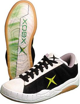 xbox: schuhe