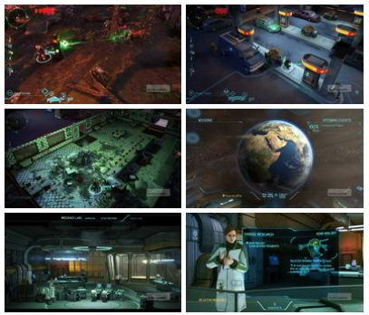 screenshots (II): xcom enemy unknown
