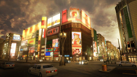 screens: yakuza 5