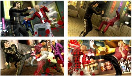 screens: yakuza black panther 2