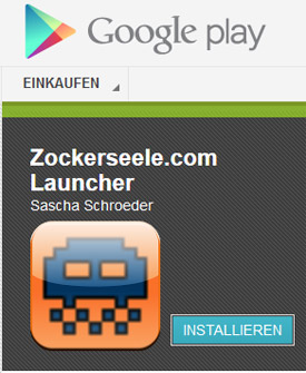 zockerseele.com launcher im google play store