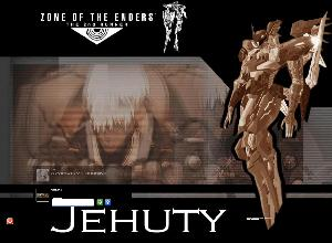 zone of the enders III?