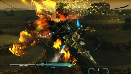 screens: zone of the enders: hd edition